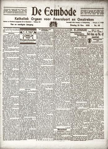 De Eembode 1930-11-25