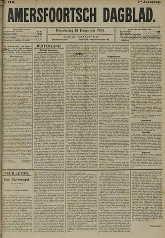Amersfoortsch Dagblad 1902-12-18