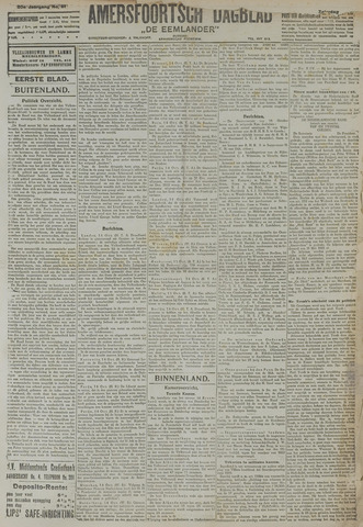 Amersfoortsch Dagblad / De Eemlander 1921-10-15
