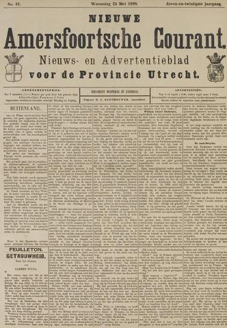Nieuwe Amersfoortsche Courant 1898-05-25