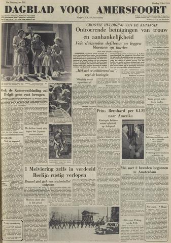 Dagblad voor Amersfoort 1950-05-02