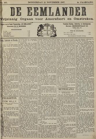 De Eemlander 1907-11-21