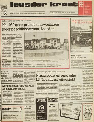 Leusder Krant 1987-12-15
