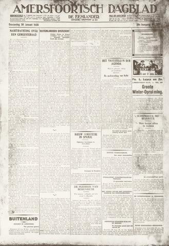 Amersfoortsch Dagblad / De Eemlander 1930-01-30