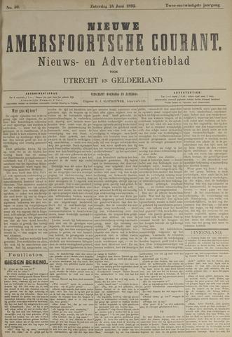 Nieuwe Amersfoortsche Courant 1893-06-24