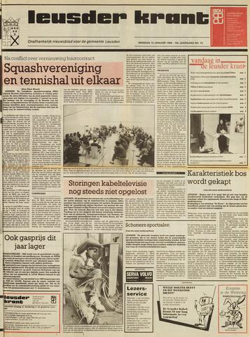 Leusder Krant 1988-01-12