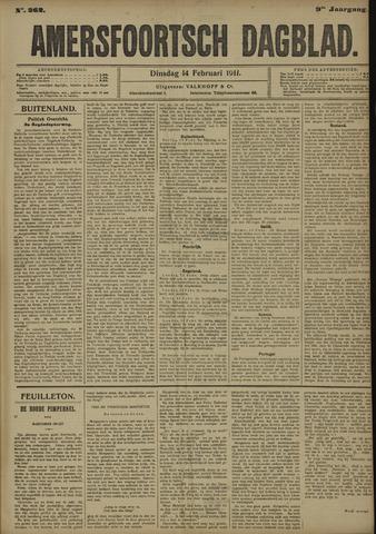 Amersfoortsch Dagblad 1911-02-14