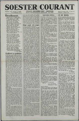 Soester Courant 1949-03-01