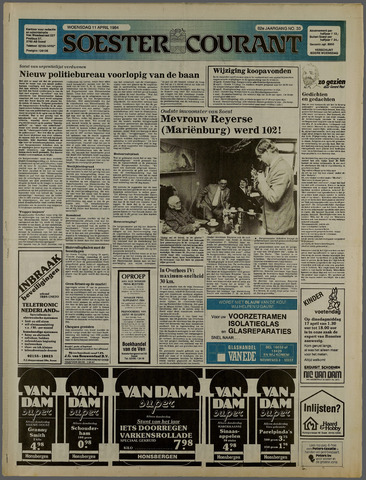 Soester Courant 1984-04-11