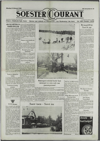 Soester Courant 1969-02-11