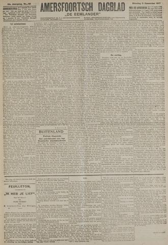 Amersfoortsch Dagblad / De Eemlander 1917-12-11
