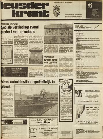Leusder Krant 1977-05-18
