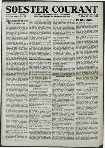 Soester Courant 1946-11-29