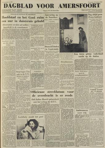 Dagblad voor Amersfoort 1949-10-19