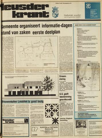 Leusder Krant 1977-04-15