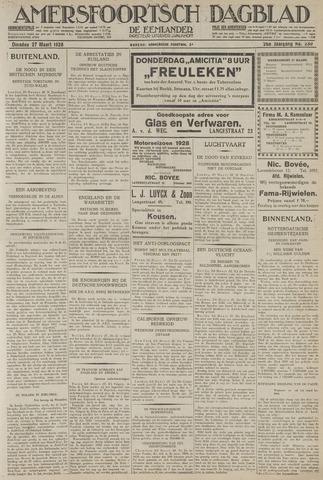 Amersfoortsch Dagblad / De Eemlander 1928-03-27