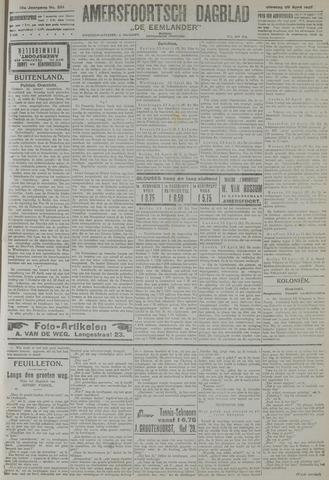Amersfoortsch Dagblad / De Eemlander 1921-04-26