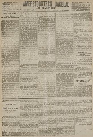 Amersfoortsch Dagblad / De Eemlander 1918-02-28