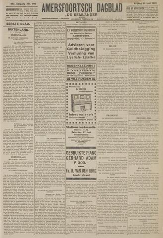 Amersfoortsch Dagblad / De Eemlander 1925-06-26