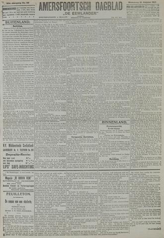 Amersfoortsch Dagblad / De Eemlander 1921-10-12