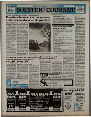 Soester Courant 1985-04-17