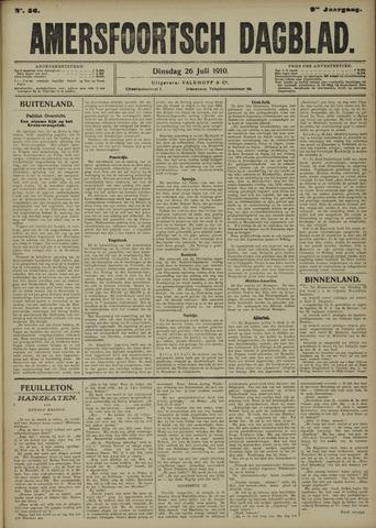 Amersfoortsch Dagblad 1910-07-26