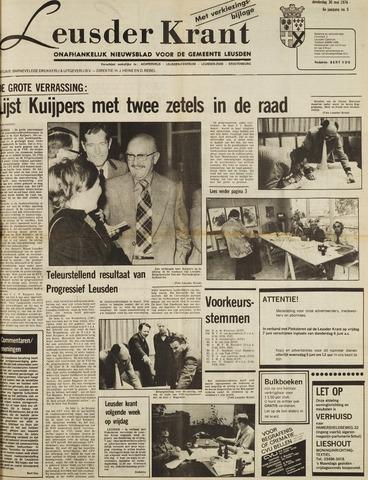 Leusder Krant 1974-05-30