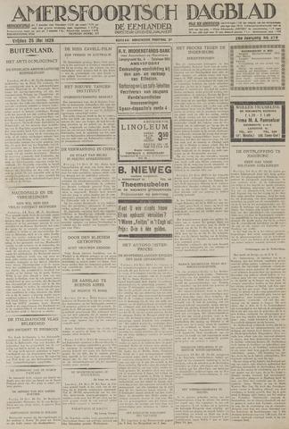 Amersfoortsch Dagblad / De Eemlander 1928-05-25