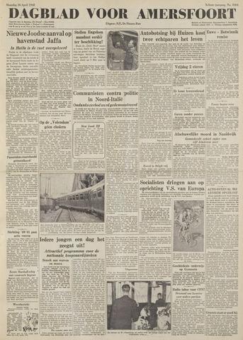 Dagblad voor Amersfoort 1948-04-26