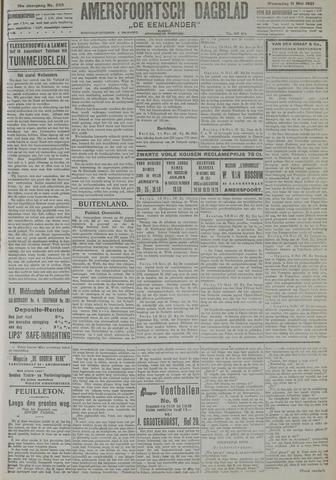 Amersfoortsch Dagblad / De Eemlander 1921-05-11