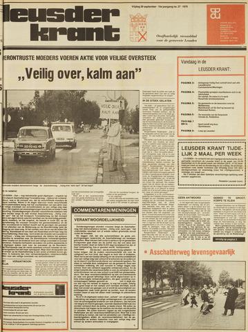Leusder Krant 1978-09-29