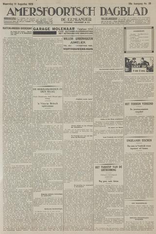 Amersfoortsch Dagblad / De Eemlander 1929-08-14