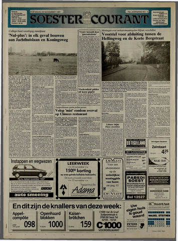 Soester Courant 1991-11-20