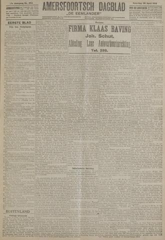 Amersfoortsch Dagblad / De Eemlander 1919-04-26