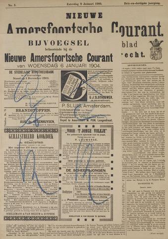 Nieuwe Amersfoortsche Courant 1904-01-09