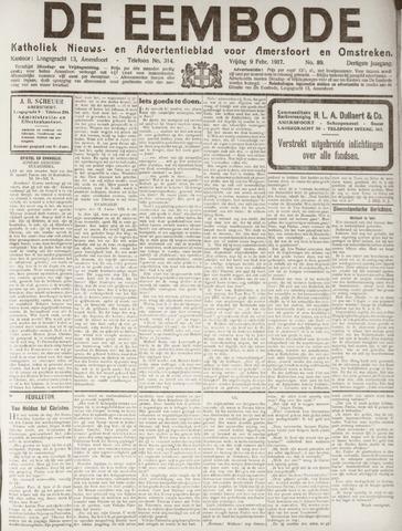 De Eembode 1917-02-09