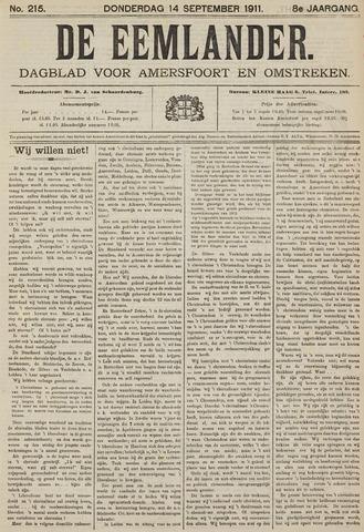 De Eemlander 1911-09-14