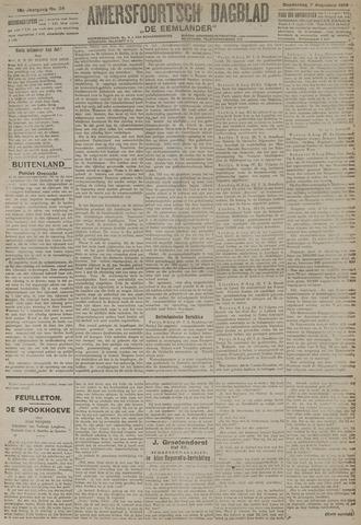 Amersfoortsch Dagblad / De Eemlander 1919-08-07