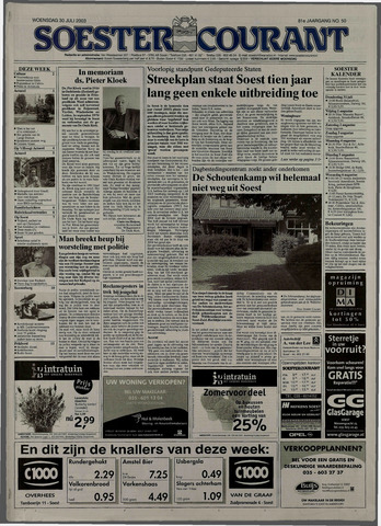 Soester Courant 2003-07-30