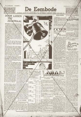 De Eembode 1939-04-07
