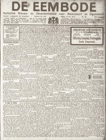 De Eembode 1917-10-12