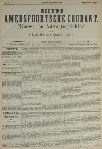 Nieuwe Amersfoortsche Courant 1890-01-15