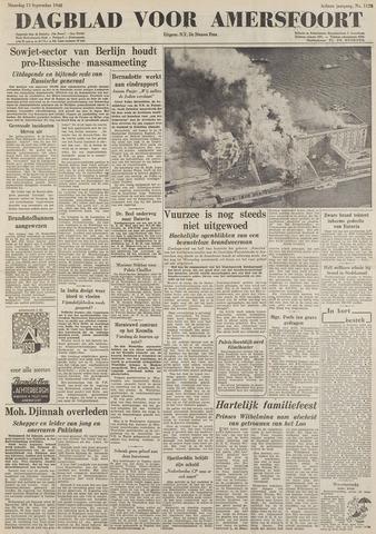 Dagblad voor Amersfoort 1948-09-13