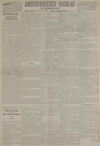 Amersfoortsch Dagblad / De Eemlander 1918-11-06
