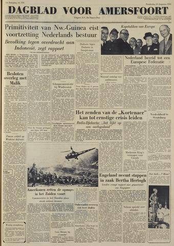 Dagblad voor Amersfoort 1950-08-10