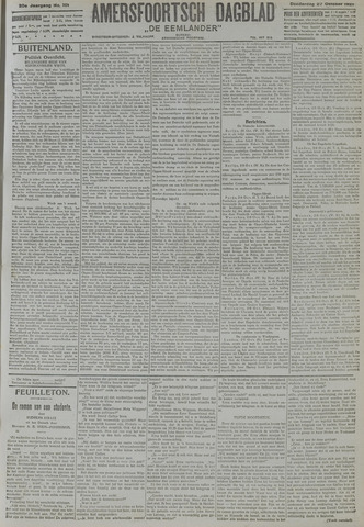 Amersfoortsch Dagblad / De Eemlander 1921-10-27