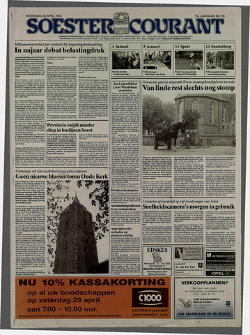 Soester Courant 2000-04-26