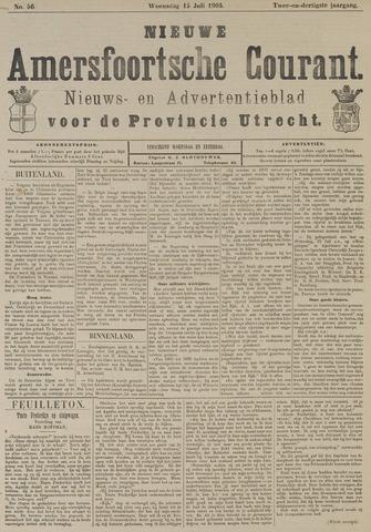 Nieuwe Amersfoortsche Courant 1903-07-15