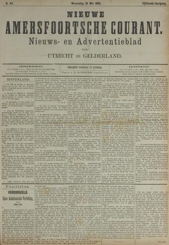 Nieuwe Amersfoortsche Courant 1886-05-26