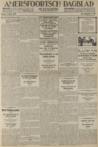Amersfoortsch Dagblad / De Eemlander 1930-03-14
